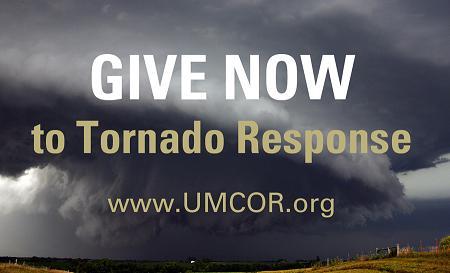 Give to Tornado Response