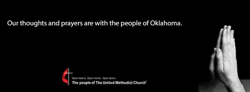 prayer for Oklahoma